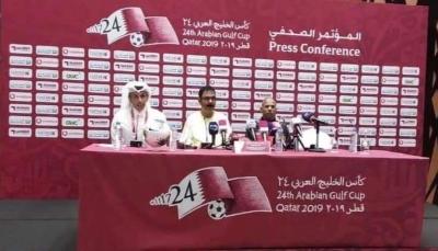 مدرب منتخبنا الوطني: سنقدم أفضل ما لدينا ونطمح للفوز الأول بكأس الخليج