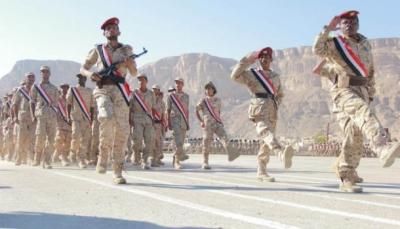 """الجيش يتهم الإمارات بالعبث بإتفاق الرياض ومواصلة تقويض الشرعية ويقول: """"ستعض أصابع الندم قريباً"""""""