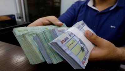 الليرة اللبناني يهبط بشكل حاد ويصل فوق 2200 للدولار الواحد