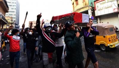 """عقب مقتل 47 متظاهر.. تحذيرات حقوقية من """"مجزرة"""" جديدة في ذي قار العراقية"""