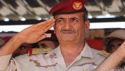 """وزير يمني يؤكد وفاة العميد """"الحمادي"""" متأثرا باصابته جنوب تعز"""