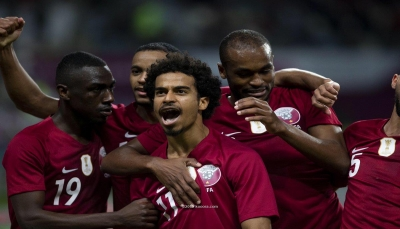 قطر تهزم الإمارات برباعية وتبلغ نصف نهائي خليجي 24