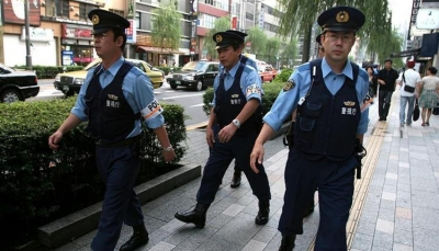 القبض على ياباني بسبب اتصالاته المكثفة بشركة الهاتف