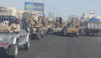"""قوات من الحماية الرئاسية تصل """"شقرة"""" في طريقها إلى عدن"""