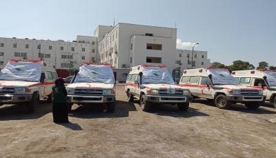 وزير الصحة يعلن توزيع سيارات إسعاف لثلاث محافظات