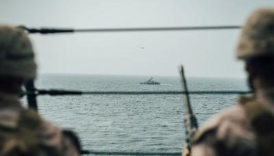 وكالة: مُصادرَة سفينة محملة صواريخ إيرانية متطورة كانت متجهة للحوثيين