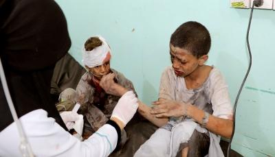 اليونيسيف: أطفال اليمن أكثر المتضررين من الحرب (إحصاءات)