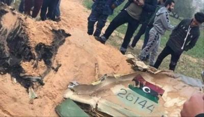 ليبيا: حكومة الوفاق تعلن إسقاط مقاتلة حربية تابعة لحفتر وأسر قائدها