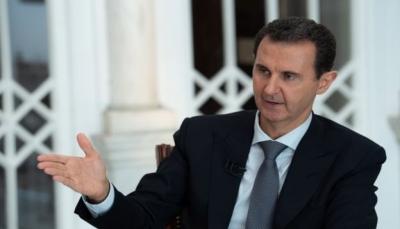 """""""تويتر"""" تغلق حساب الرئاسة السورية بعد بثه لقاء للأسد مع قناة إيطالية اعتذرت عن بثه"""