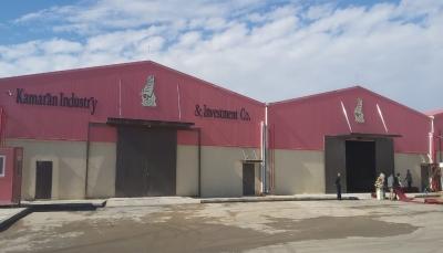 """أكبر مشروع يمني بالأردن..شركة """"كمران"""" تفتتح مصنع لإنتاج السجائر الوطنية"""