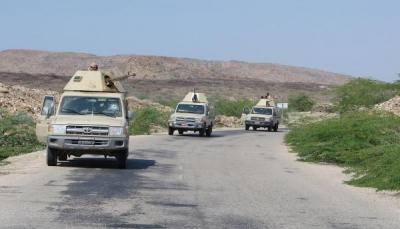 أبين: الجيش يعلن استعادة السيطرة على مديرية المحفد والقبض على عناصر  الانتقالي