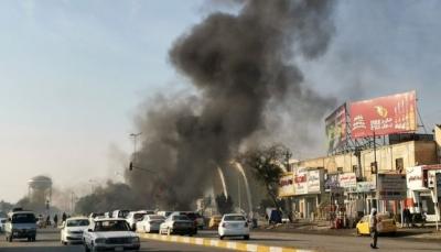العراق: تعليق جثة على عمود إنارة وسط بغداد والمحتجون يتبرأون من الحادث