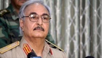 """ليبيا.. حفتر يدعو قواته للتقدم باتجاه طرابلس والوفاق تقول """"الأمور تحت السيطرة"""""""