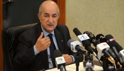 """""""عبد المجيد تبون"""" رئيسا للجزائر.. من هو؟"""
