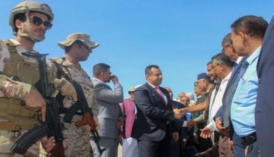 مسؤول حكومي: الحكومة اليمنية ستعود اليوم إلى عدن لمباشرة أعمالها