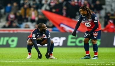 """""""ليل"""" يهزم مونبلييه ويعزّز مركزه الثالث في الدوري الفرنسي"""