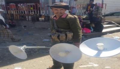 الحوثيون يشنون حملة لملاحقة مُلاك شبكات الأنترنت المحلية بصنعاء