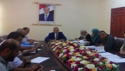 عدن: الاتفاق على إنشاء شبكة معلومات خاصة بوزارة التربية والتعليم