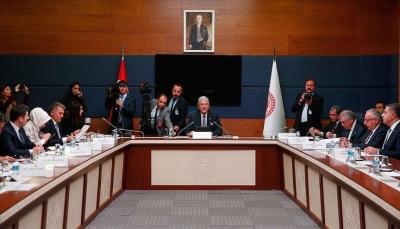لجنة بالبرلمان التركي تقر مقترح قانون التعاون العسكري التركي الليبي