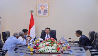 الحكومة توجه باتخاذ إجراءات عاجلة لرفع قدرات محطات كهرباء عدن