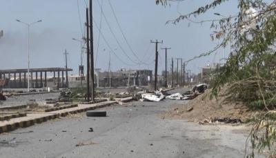مقتل وإصابة عشرات الحوثيين في معارك جنوب شرق الحديدة