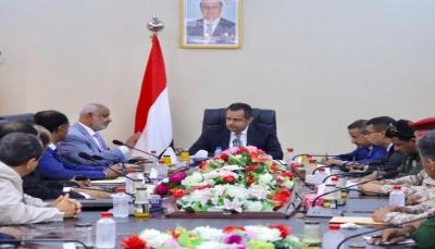 الحكومة تحمل الأمم المتحدة مسؤولية تنصل الحوثيين عن تنفيذ اتفاق ستوكهولم
