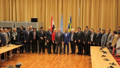 الرئاسة اليمنية تدعو المبعوث الأممي إلى إعلان فشل اتفاق السويد