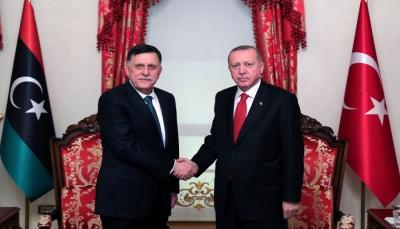 ليبيا: حكومة الوفاق تتحدى التهديدات وتُفعل مذكرة التفاهم الأمني والعسكري مع تركيا