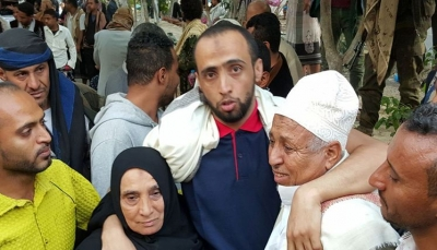 تعز: نجاح صفقة تبادل أسرى ومختطفين بين الجيش والحوثيين (أسماء)