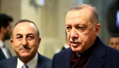 إتهم دولاً بمساندته.. أردوغان: حفتر ليس له شرعية وتركيا لن تقف مكتوفة الأيدي