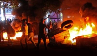لبنان: محتجون من أنصار الحريري يقطعون طرقا رئيسية في العاصمة بيروت