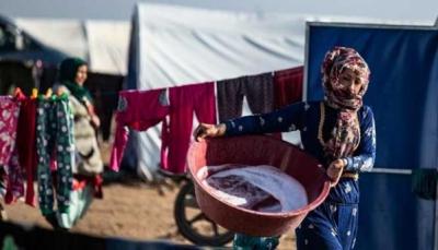 فيتو روسي صيني ضد مشروع قرار لتمديد المساعدات الإنسانية لسوريا عبر الحدود