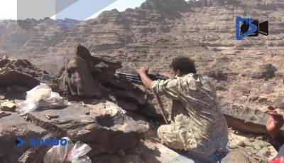 """صعدة: الجيش يعلن السيطرة على جبال """"الطير والجوهرة"""" في باقم"""