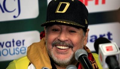 مارادونا: كائنات فضائية اختطفتني وقضيت 3 أيام خارج كوكب الأرض