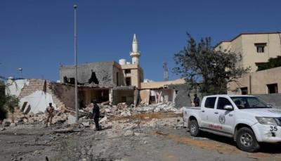 """ليبيا: قتلى بطرابلس بقصف قوات """"حفتر"""" واتفاق تركي روسي على مباحثات حل الأزمة"""