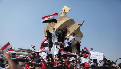 العراق: الاحتجاجات تتصاعد ضد ترشيح شخصيات حزبية في الحكومة الجديدة