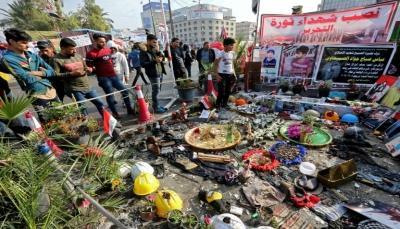 قتل بانفجار سيارته.. غضب في جنوب العراق بعد تشييع جثمان ناشط معروف