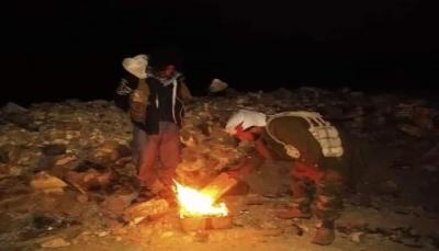 البيضاء: قتلى وجرحى حوثيين وتدمير أسلحة في عملية نوعية بمديرية الزاهر