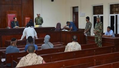 عدن: المحكمة الجزائية تصدر أحكاماً بحق 5 متهمين بقضايا الإرهاب والمخدرات