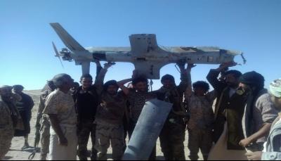 مأرب.. قوات الجيش تُسقط طائرة مسيرة حوثية بالقرب من الحقول النفطية