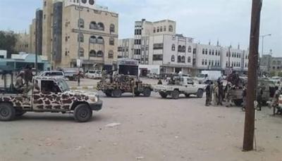 """شبوة: حملة أمنية تسيطر على منطقة """"حبورة"""" وتلقي القبض على عناصر تخريبية"""