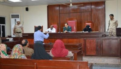 عدن: الحكم بإعدام متهم بقضية قتل والحبس لثلاثة في قضايا مخدرات