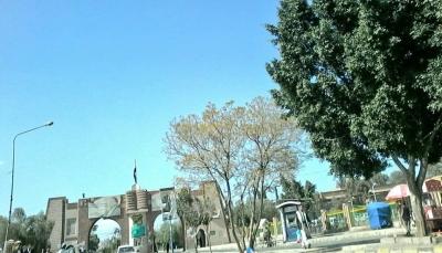الحوثيون يجبرون رؤساء الأقسام بجامعة صنعاء وضع لوحات ومجسمات لقتلاهم