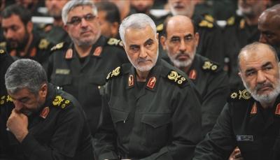 الحرس الثوري: الثأر لسليماني سيكون مروعاً لأمريكا وسيتم في كل العالم الاسلامي