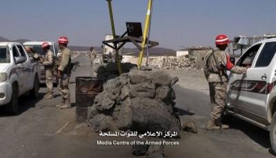"""شبوة: حملة أمنية لملاحقة عناصر تخريبية تابعة للإنتقالي في """"حبّان"""""""