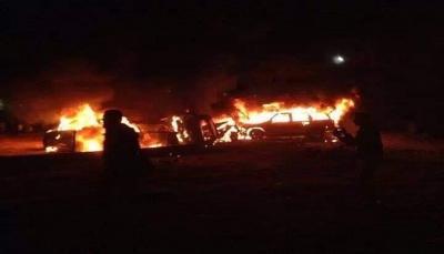 أمريكا تواصل قصفها.. غارة جديدة تستهدف قيادي بالحشد الشعبي وشقيقه في بغداد