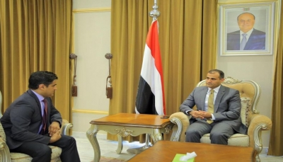 الحكومة اليمنية تشدد على أهمية مواجهة التدخلات الإيرانية في المنطقة