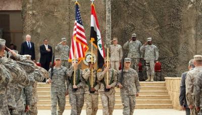 القوات الأمريكية تعتزم بدء إجراءات الخروج الآمن من العراق والبنتاغون يقول انه غير متأكد