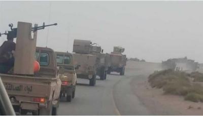 الحديدة: قوات العمالقة تدفع بتعزيزات عسكرية إلى الدريهمي