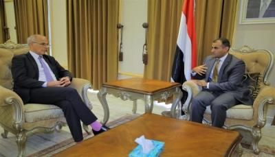 الحكومة تشترط تنفيذ اتفاق ستوكهولم قبل البدء بأي مشاورات مع الحوثيين